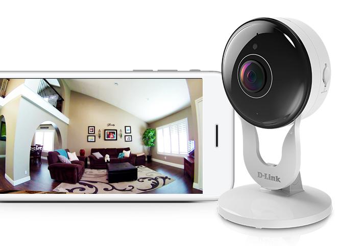 D-Link DCS-8300LH Mini Camera