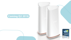 Tri-Band Whole Home Wi-Fi System