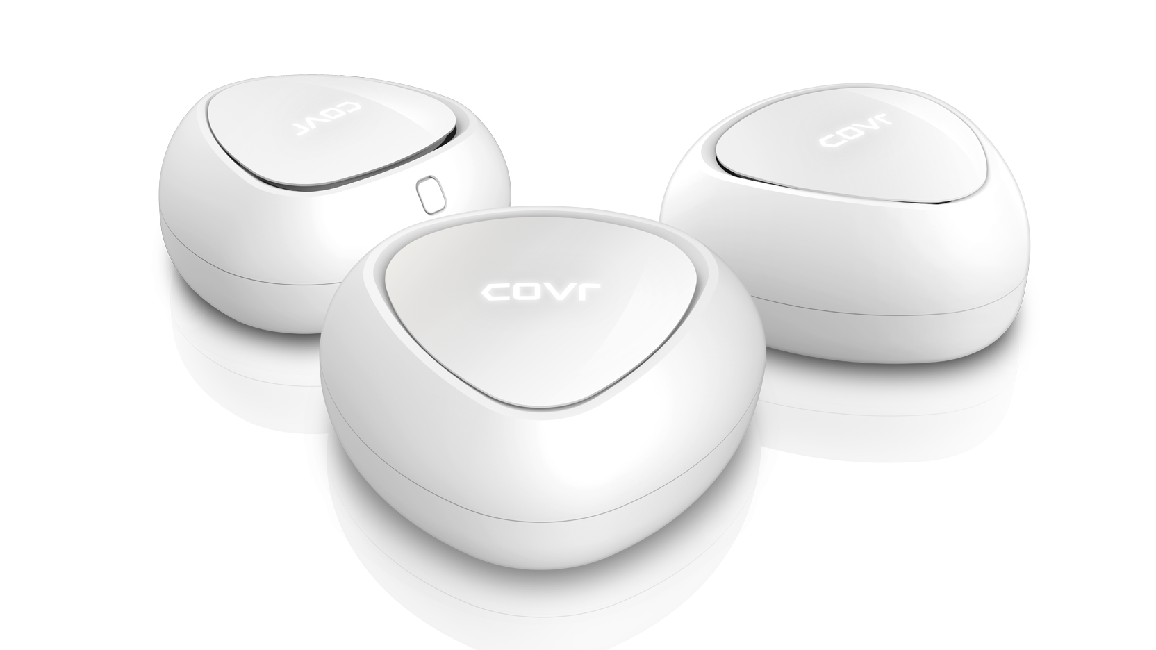 COVR-C1203 3-Pack White