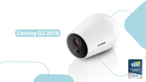 LTE Full HD Outdoor Wi-Fi Camera